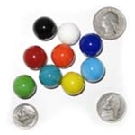 "5/8"" game marbles"