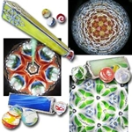 Marble Kaleidoscopes