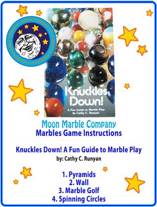 Sample Marble Games from Knuckles Down Rule Book