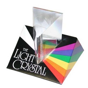 Tedco Light Crystal Prism - 2.5""