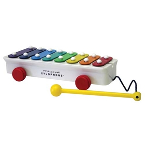 Fisher Price Pull a Tine Xylophone
