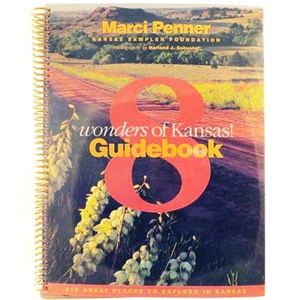 """8 Wonders of Kansas! Guidebook"""