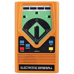 Electronic Baseball Handheld Game