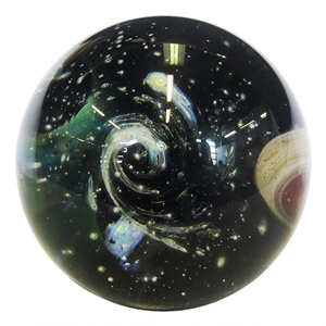 "Luke Stone - ""Outer Space Marble - Vortex"""