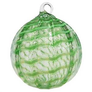 Monster Green Glow Ornament