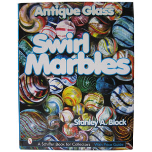 """Antique Glass Swirl Marbles"""