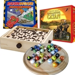 Puzzles, Brainteasers, and Strategy Games