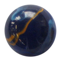 "Toebreaker Marbles, 2"" or 50mm diameter"