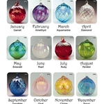 Birthstone Ornament