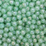 "Cat's Eye 5/8"" - Iridized Green"