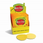 Wavy Chip Drink Coaster - set/2