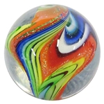"Eddie Seese and Sammy Hogue Collaboration - ""Rainbow Flamed Core"""