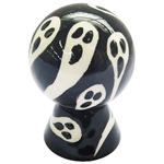 "Gregg Pessman - ""Ghosts"" Ceramic Marble"