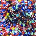 Assorted Pee Wee Marbles