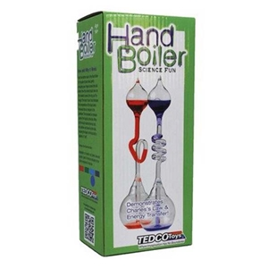 TEDCO Hand Boiler Science Toy