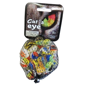 Cat's Eye Tri-Color Net
