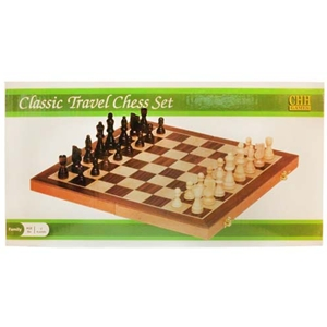 Large Travel Chess Board
