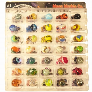 Moon Marble Collector Case #1
