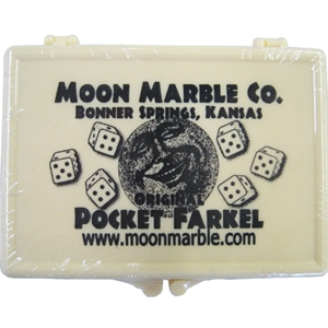 Moon Marble Pocket Farkel
