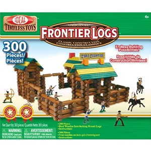 Frontier Logs - 300 piece set