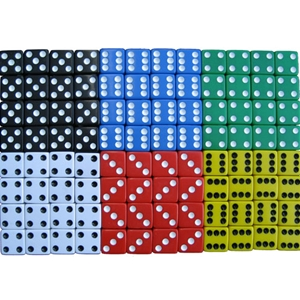 Bulk Game Dice 96 Pack