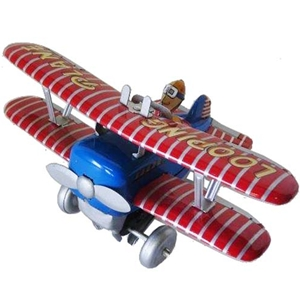 Looping Plane Wind-up