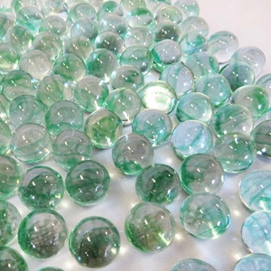 "Cat's Eye 9/16"" - Crystal Green"