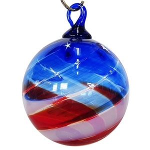 Limited Edition Star Spangled Ornament