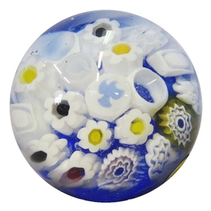 "*Bruce Breslow - ""Dove Paperweight Style Marble"""