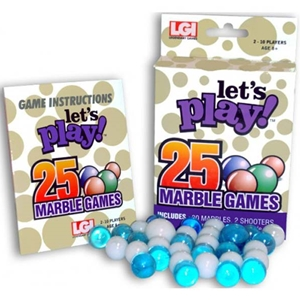 Let's Play 25 Marble Games