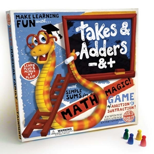 Takes and Adders