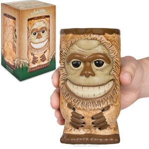 Big Foot Tiki Mug