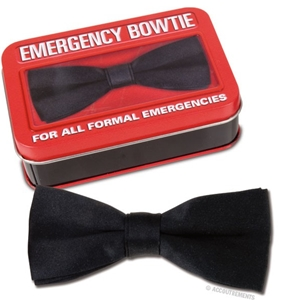 Emergency Bow Tie