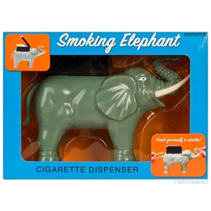 Smoking Elephant