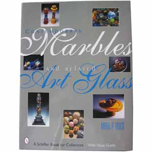 """Contemporary Marbles and Related Art Glass"""