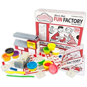 Play-Doh Classic Fun Factory Playset