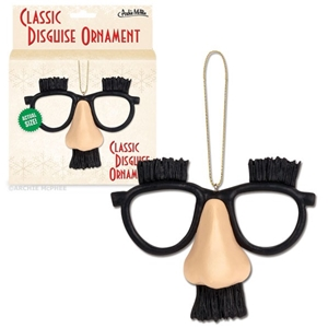 Classic Disguise Ornament