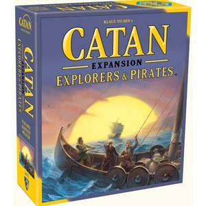 Catan - Explorers & Pirates Expansion