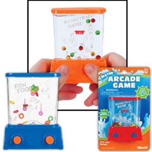 Assorted Water Arcade Games