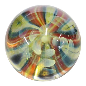 Vortex with Floating Opal