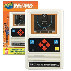 Electronic Basketball Handheld Game