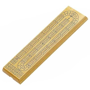 Natural 2 Track Cribbage