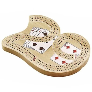 """29"" Large Cribbage 3 Tracks"