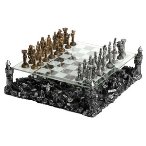 Knight Chess Set