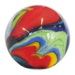 "*Bruce Breslow - ""Multi-Colored Swirl"""