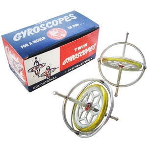 Twin Gyroscopes