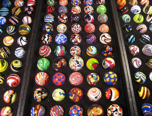 Marbles by Bruce Breslow