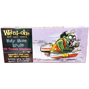 "Weird-Ohs ""Leaky Boat Louie"" Model Kit"