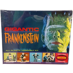 Gigantic Frankenstein Model Kit