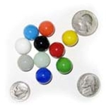 "9/16"" game marbles"